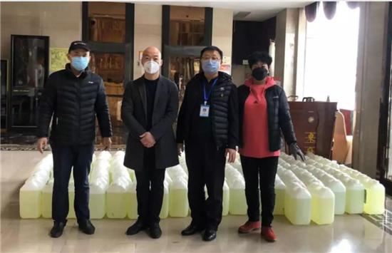 """同心战""""疫"""" 共克时艰——郑州市郑东新区统一战线抗击疫情纪实"""