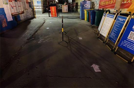 """【社区战""""疫""""】郑州市南阳路街道:疫情防控""""小点子""""起了大作用"""