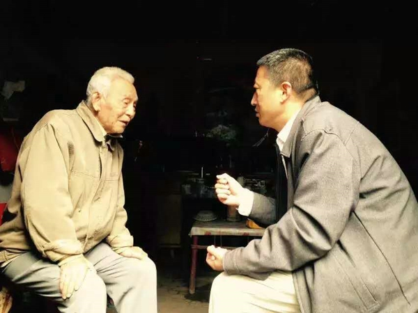 新野退役军人薛军生:踏寻红色旅途  抢救鲜活抗争史