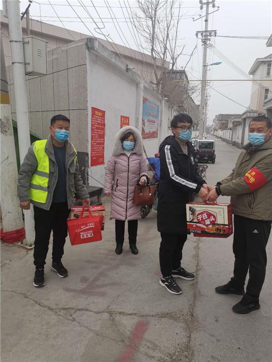 焦作武陟县刘华威:学生党员急先锋  抗疫一线树典型