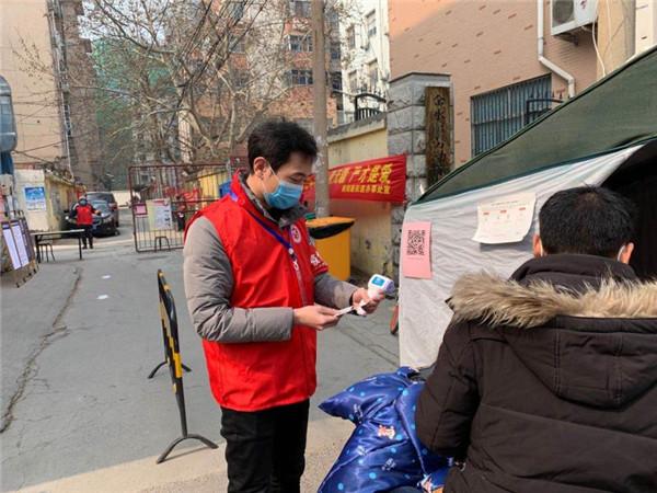 """【社区战""""疫""""】85后郑州市社区书记:星光虽小 也能照亮前方"""