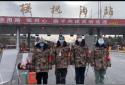 """【社区战""""疫""""】郑州市二七区退役军人志愿者靳宇航:用实际行动支援抗疫"""