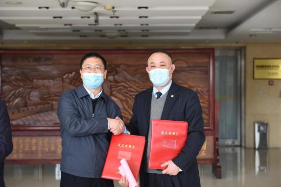 加强政保合作 助力企业复工 平安产险河南濮阳中支在行动