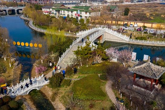 开封:春回御河