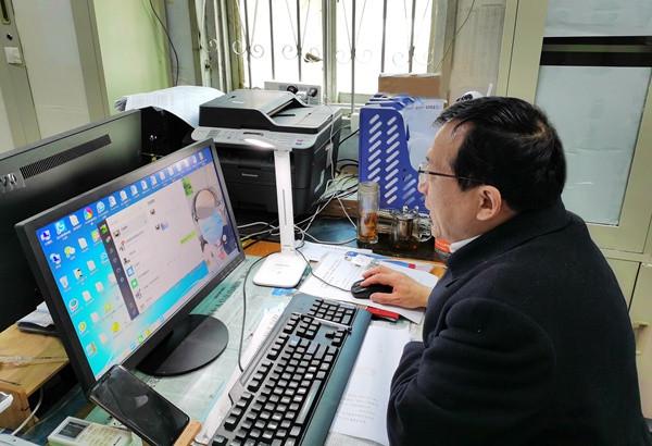 疫情防控不松懈 扶沟县微信视频化纠纷