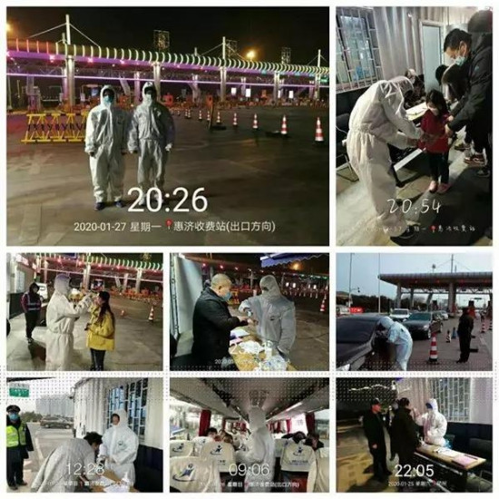 """抗疫战线""""新""""力量 郑州市新的社会阶层人士积极作为勇担责任"""