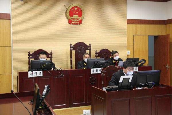 南阳中院:依托智慧法院 法槌如期敲响
