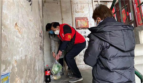 """【社区战""""疫""""】郑州市郑纺机社区:社区党建小网格 凝聚战""""疫""""大能量"""