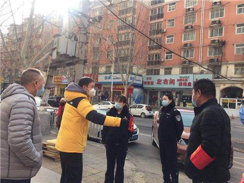 """郑州绿云社区警务室: 一座守护群众平安的""""桥头堡"""""""