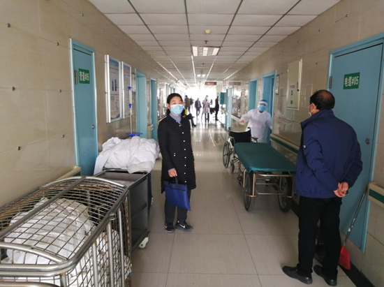 邮储银行南阳市分行发放3000万元贷款驰援淅川医院
