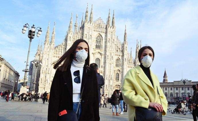 意大利新冠肺炎确诊病例升至12462例