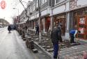汤阴县政通路、卫生街综合提升改造工程正式复工