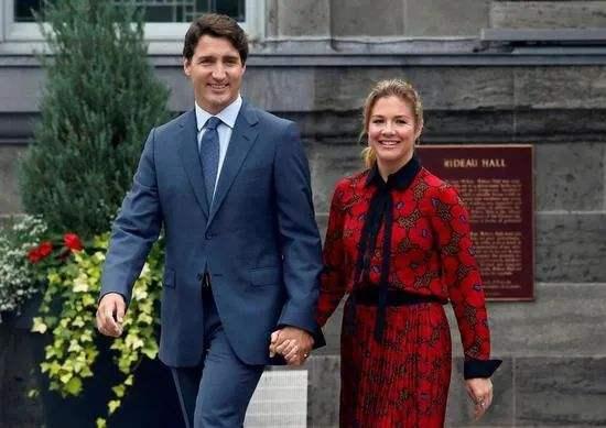 加拿大总理特鲁多夫人索菲确诊感染新型冠状病毒 特鲁多已自我隔离