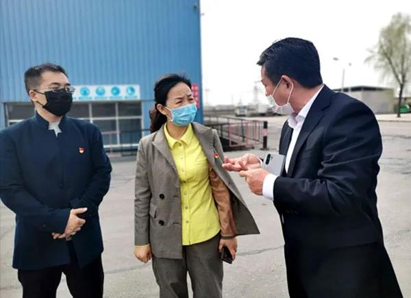 郑州各县(市)区积极抓好疫情防控助力复工复产