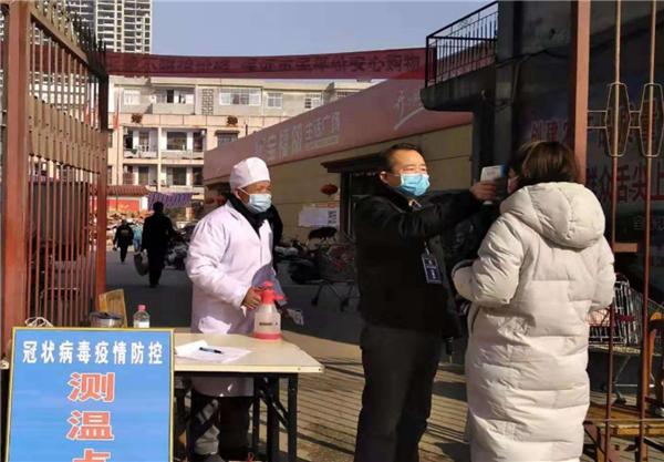 """南召县市场监管局周刚:担当的市场监管人,以身作则的""""老""""大哥"""