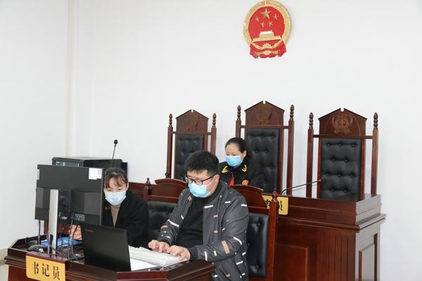 宛城区法院:网购防疫用品起纠纷  法官快审快调促和解
