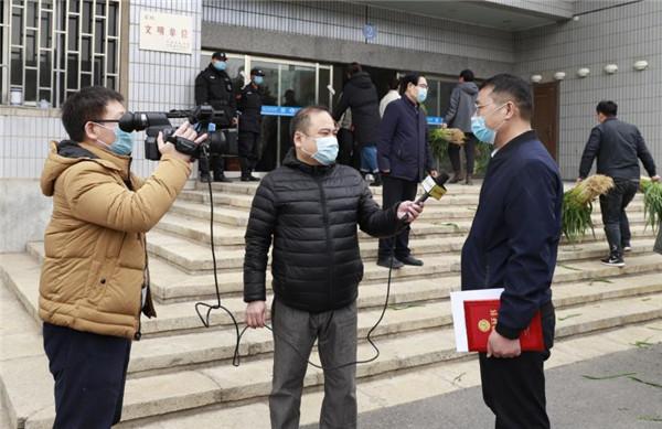 网络捐菜10万斤助力疫情防控 5期疫中行圆满收官