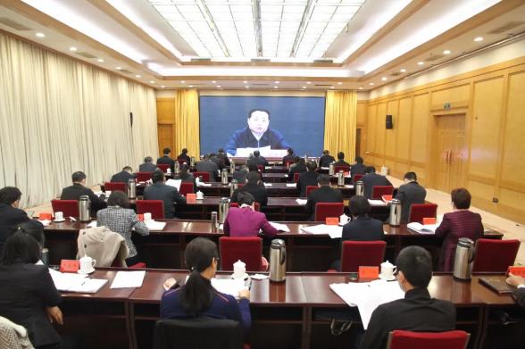 河南召开全省统战工作会议