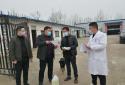 邓州市高集镇为复工复产企业送温暖