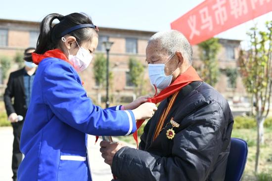 义马市创新主题党日活动形式,让党员在红色熔炉中淬炼坚强党性