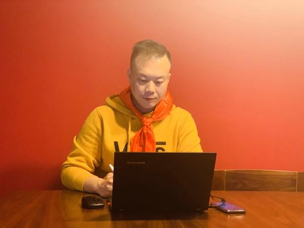 """郑州市""""红领巾""""少先队名师工作室组织收看""""疫情之下少先队队前教育不停歇""""直播课"""
