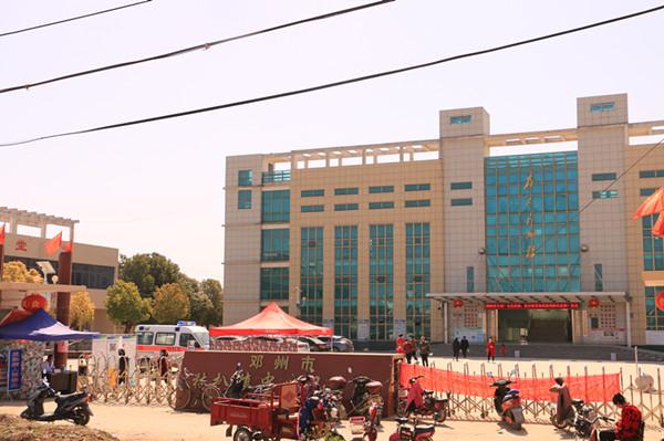 为辖区居民筑起健康防线——访邓州市林扒镇卫生院院长程传印