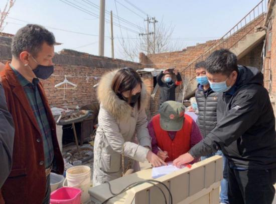 河南新乡:卫滨区扎实开展大排查行动 全面提升脱贫攻坚工作成效