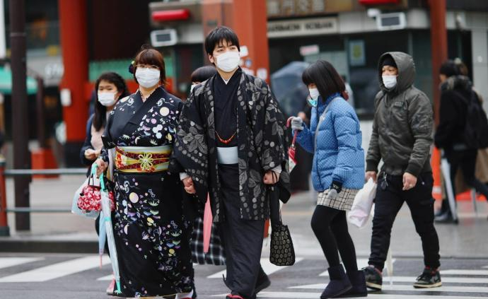 日本确诊病例增至1313例 东京都宣布面临严重局面