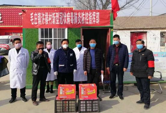 太康毛庄镇:许家三兄弟携手抗疫
