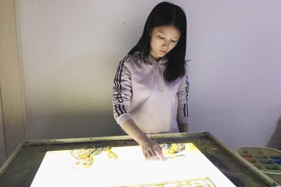 别样的美育  别样的温情——郑州市管城回族区南关小学网络美育教育