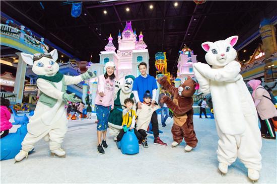 不负久候 4月3日终于等到银基冰雪世界恢复开业!