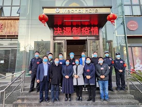 郑州各县(市)区委统战部做好本职工作积极助力复工复产