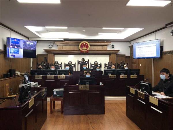 """特殊时期的责任和担当 ——濮阳法院在战""""疫""""大考中锻造司法铁军"""