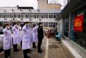 邓州妇幼保建院阻疫中党员个个竞风流