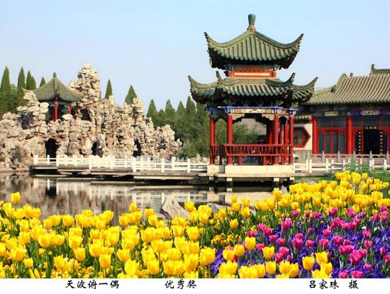 2020中国(开封)清明文化节活动——天波杨府将举办系列文化主题活动