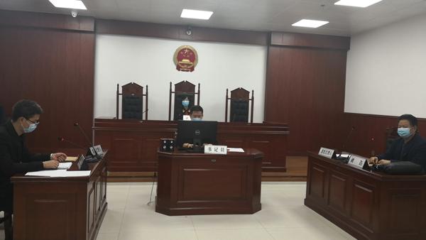 """卧龙区人民法院梅溪法庭:现场开庭的""""变""""与""""不变"""""""