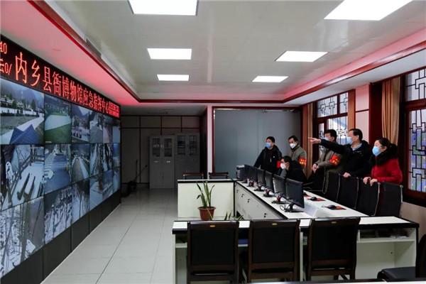 内乡:执行制度不留缝 健康安全有保证