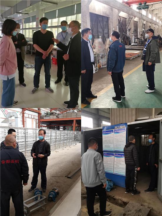 郑州市二七区应急管理局出台护航企业复工复产六项措施