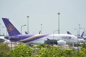 泰航停飞所有航线 持续至5月31日