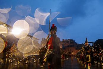 苏格兰爱丁堡艺术节创办70多年首次取消