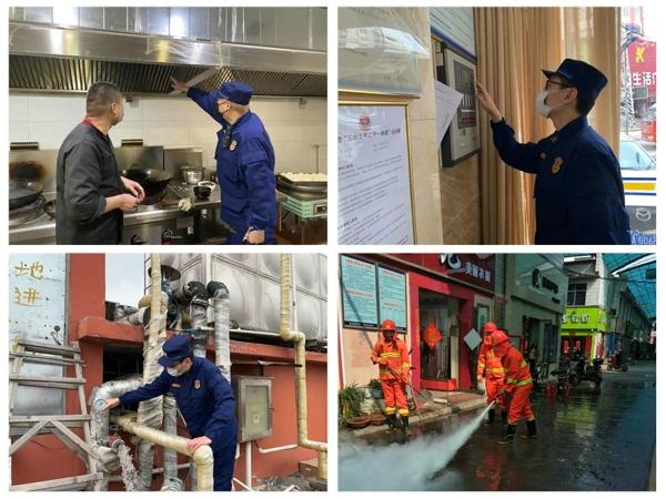 南阳支队采取三个强化措施护航复工复产企业消防安全