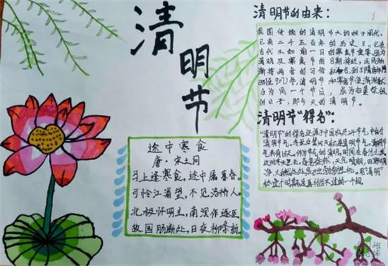 """义马市教体局开展""""致敬•2020清明祭英烈""""主题活动"""