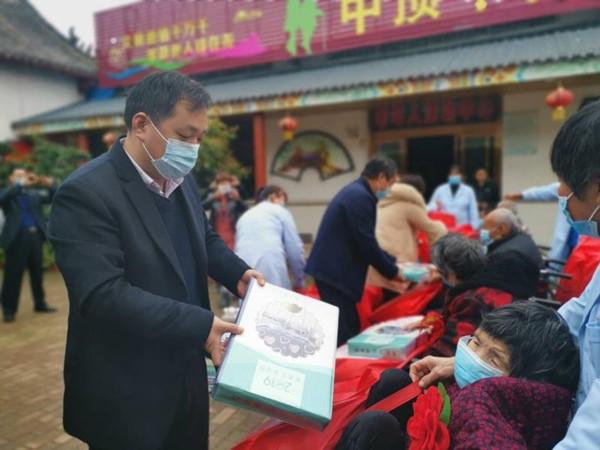 邓州为建档立卡的重度残疾人每月补贴2200元