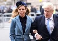 英国首相约翰逊怀孕未婚妻出现新冠肺炎症状 两人刚宣布结婚计划
