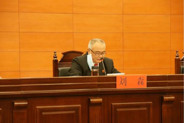 邓州法院召开全院工作暨党风廉政建设和反腐败工作会议