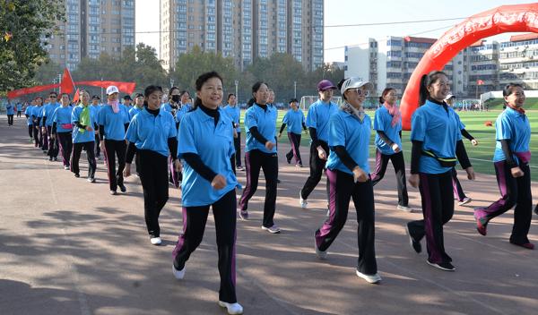 河南:奋力打造满意的人民体育