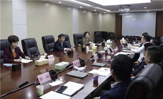 助力招商和乡村振兴 郑州市洛阳商会到洛阳对接考察