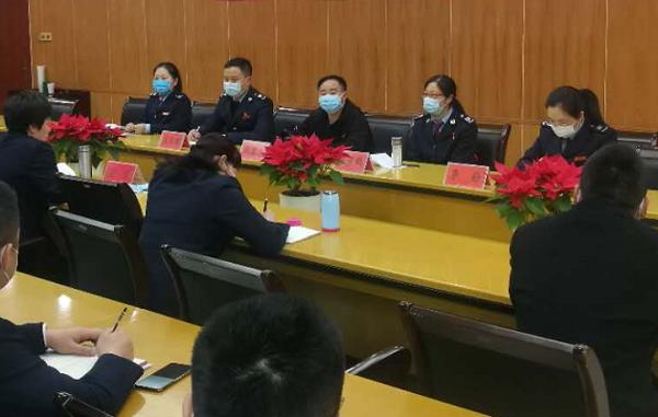 邓州农商银行与邓州市税务局共同举办个人所得税汇算清缴培训