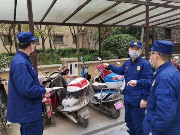 南阳消防救援支队开展防火重点工作专项督查 服务保障疫情防控