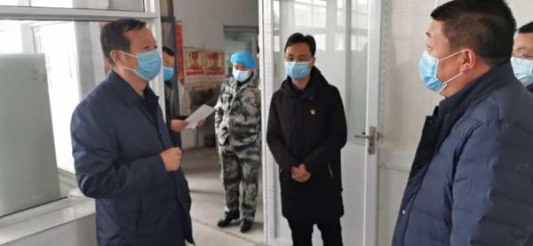 邓州市构林镇招商引资工作提质增效